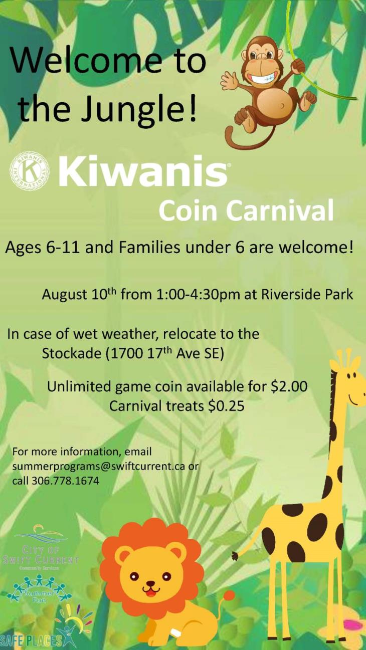 Coin Carnival Poster