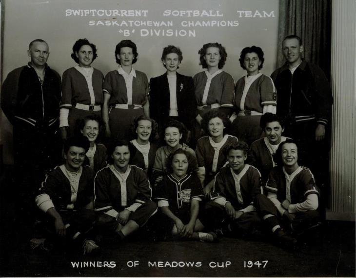 Soft Ball team 1947