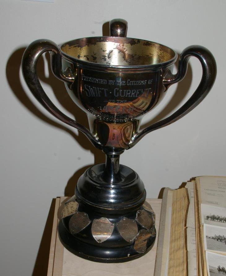 SC Trophy for 16th Light Horse competitions